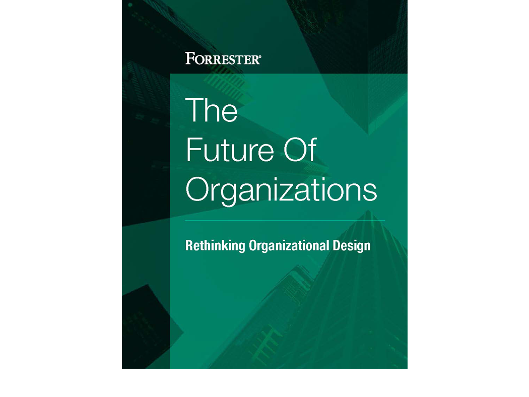 Future of Organizations