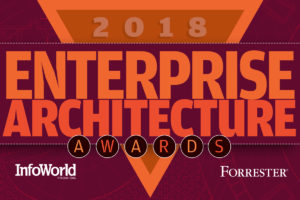 Forrester / InfoWorld EA Awards Logo