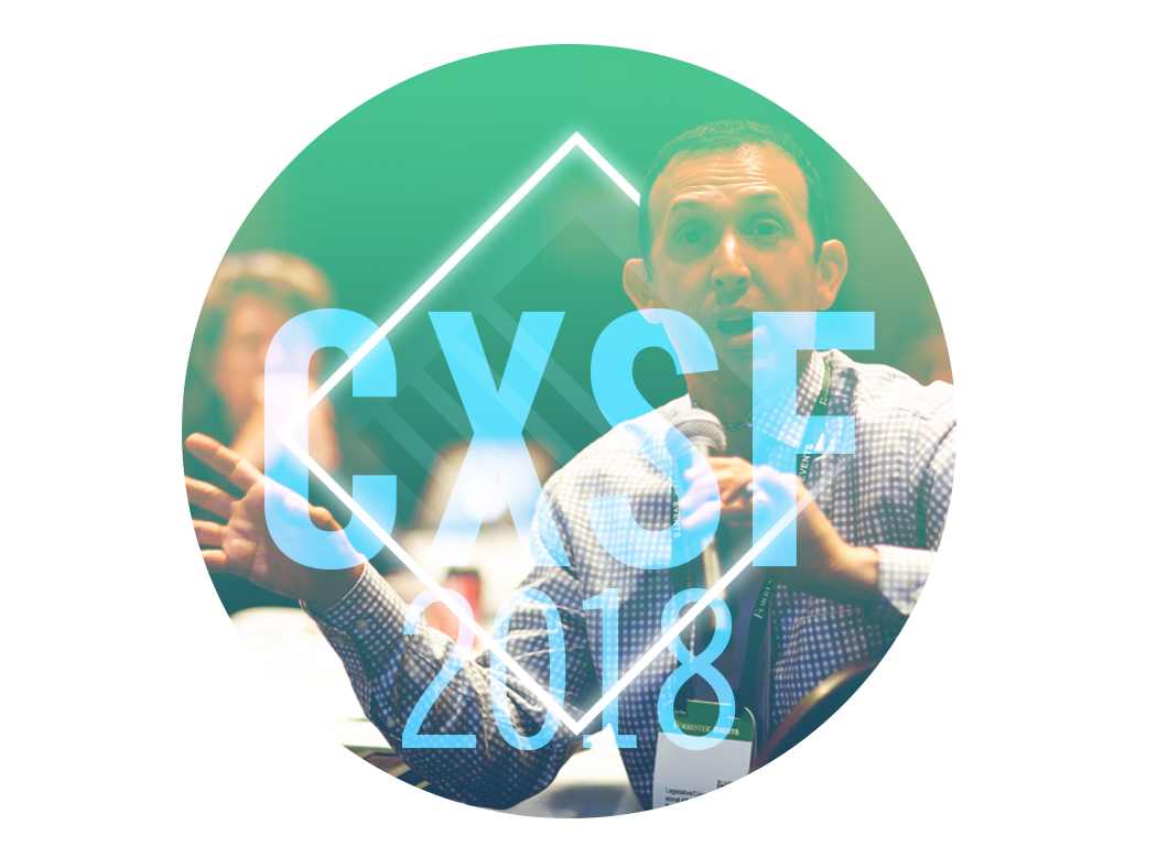 Join Us At CX SF 2018