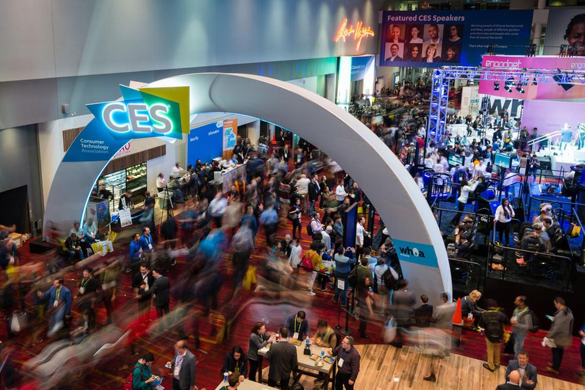 The CMO's Guide To CES 2019: Customer+Brand+Tech