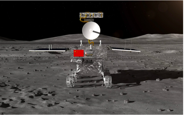 Chang'e 4 spacecraft
