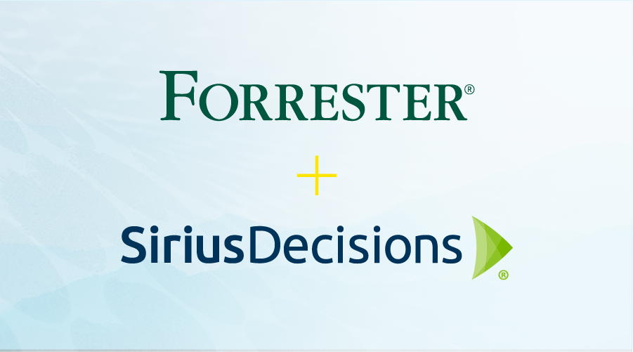 Forrester acquisition of SiriusDecisions