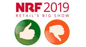My Top NRF 2019 Takeaways (AKA, News Vs  Nonsense)