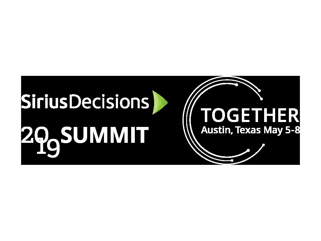 SiriusDecisions 2019 Summit