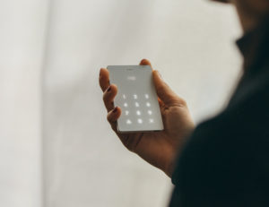 The first-generation Light Phone