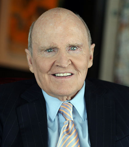 Jack Welch in 2012
