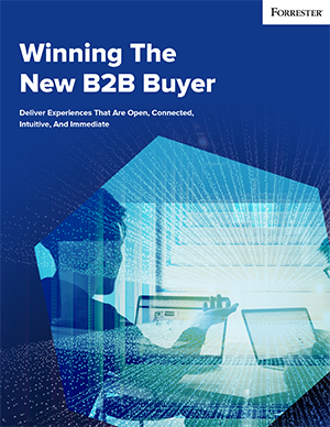 Winning The New B2B Buyer
