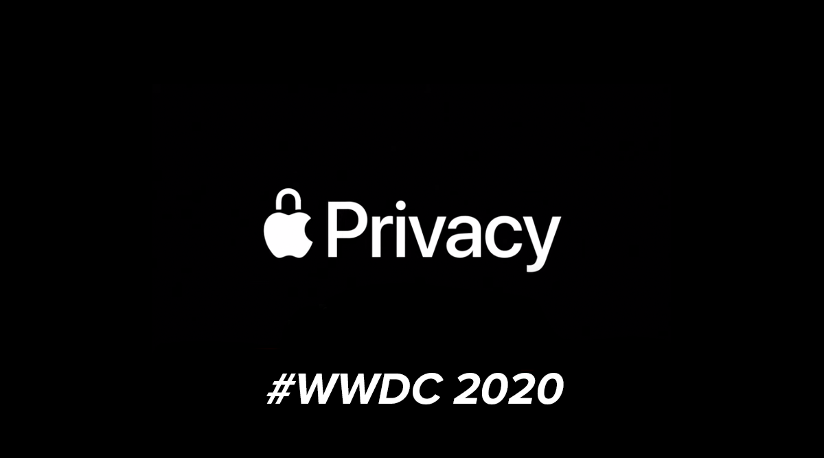 Apple stands for privacy by design at WWDC