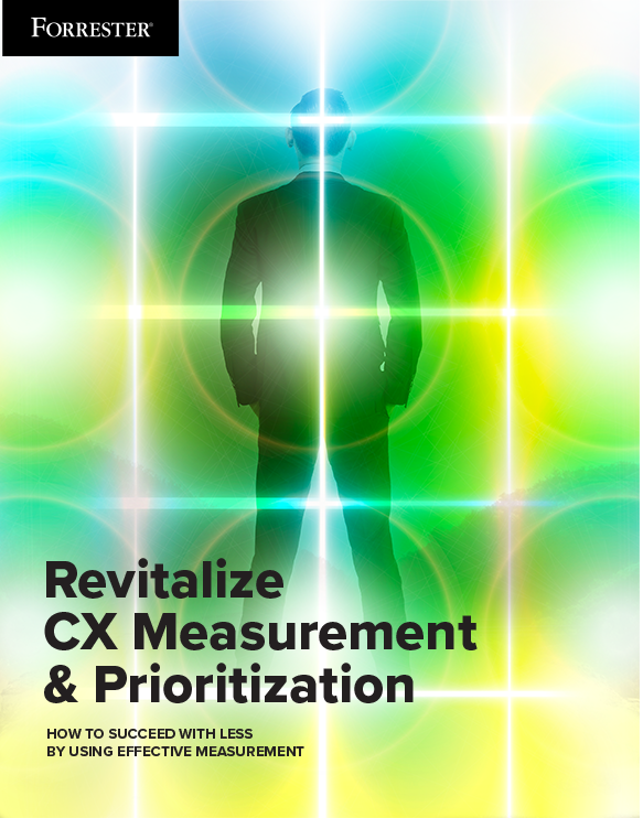 Revitalize CX Measurement