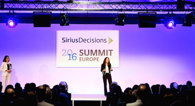 'Reimagining Corporate and Regional Interplay' at SiriusDecisions 2016 Summit Europe