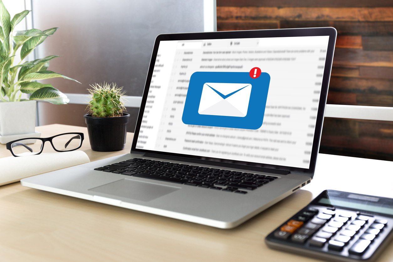 sales rep email delete sales communications