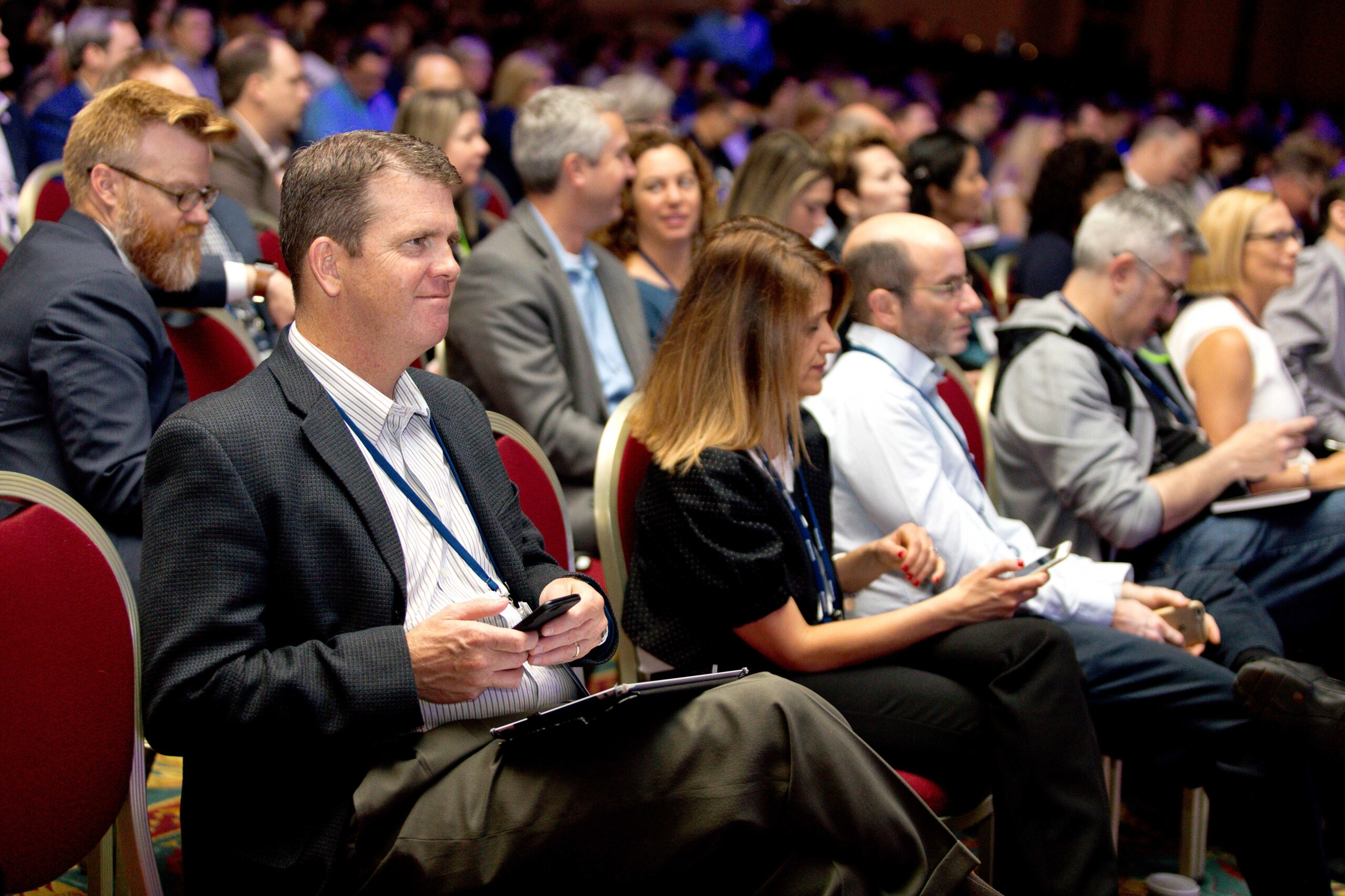Delegates at the 2017 SiriusDecisions Summit in Las Vegas