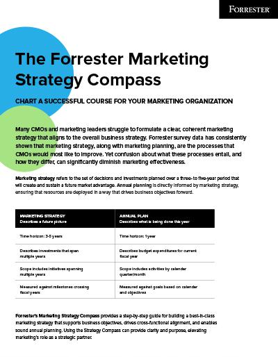 Marketing Strategy Compass