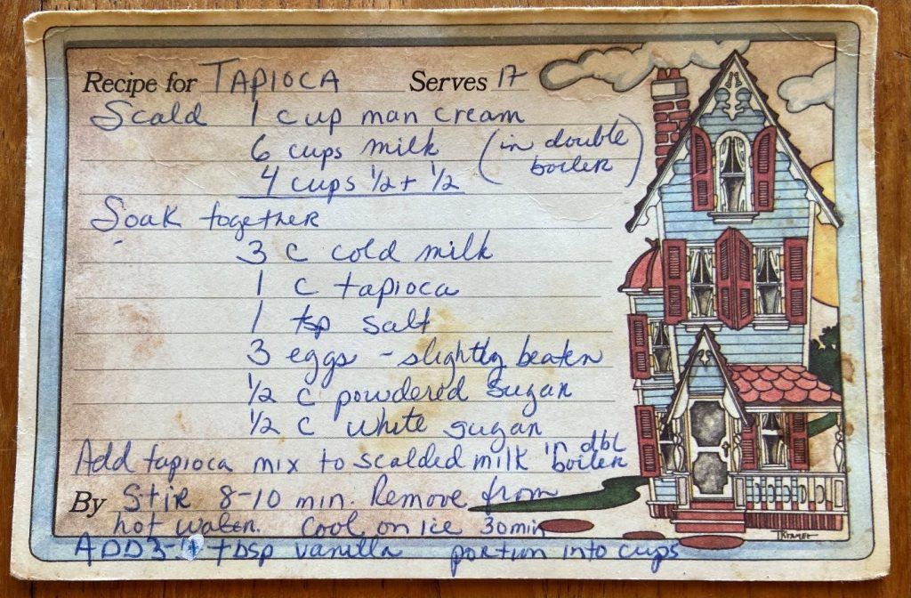Image of a recipe for Tap