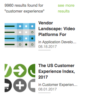Ways To Access Research · Forrester